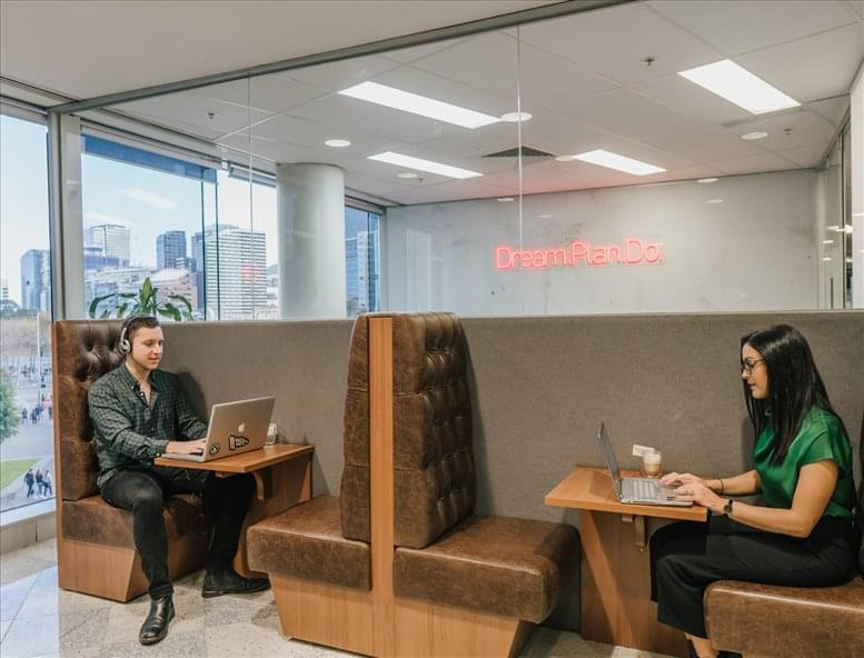 Picture of Riverside Quay, 1 Southbank Boulevard Office Space available in Melbourne