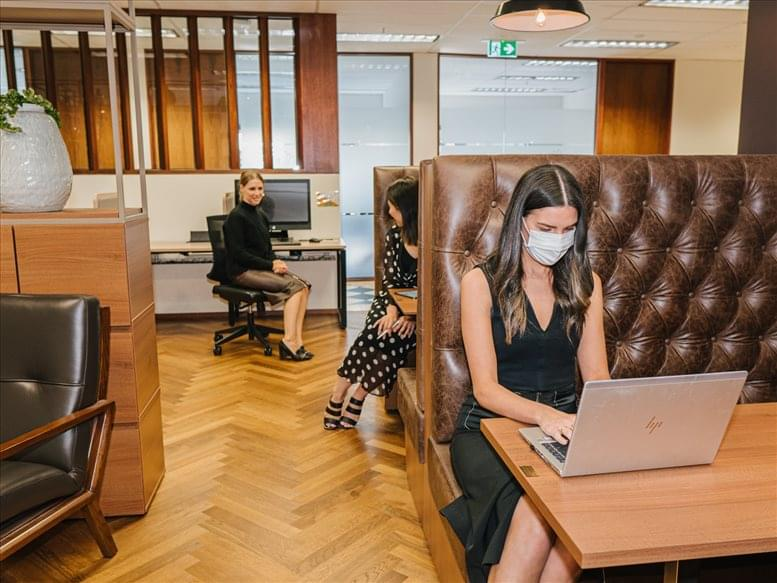 This is a photo of the office space available to rent on Riverside Quay, 1 Southbank Boulevard