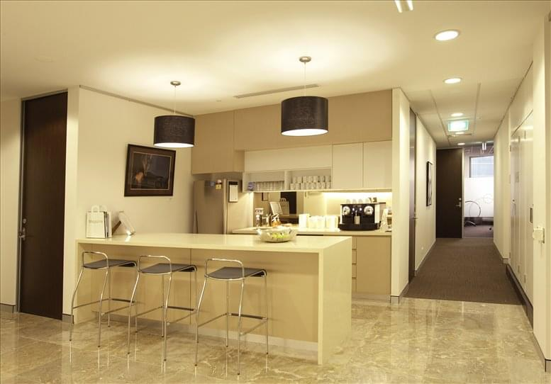 Photo of Office Space on Allendale Square, 77 St Georges Terrace, Level 24 & 25 Perth