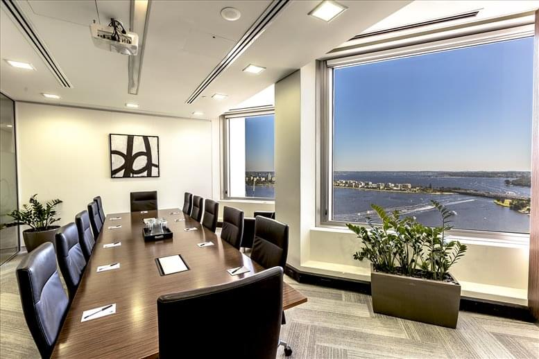Allendale Square, 77 St Georges Terrace, Level 24 & 25 Office for Rent in Perth