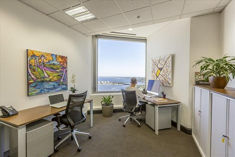 Picture of Allendale Square, 77 St Georges Terrace, Level 24 & 25 Office Space available in Perth