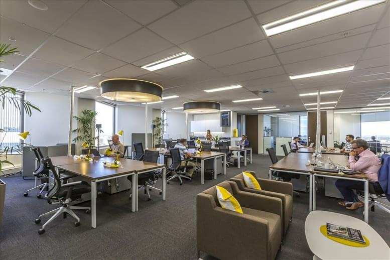 This is a photo of the office space available to rent on Allendale Square, 77 St Georges Terrace, Level 24 & 25