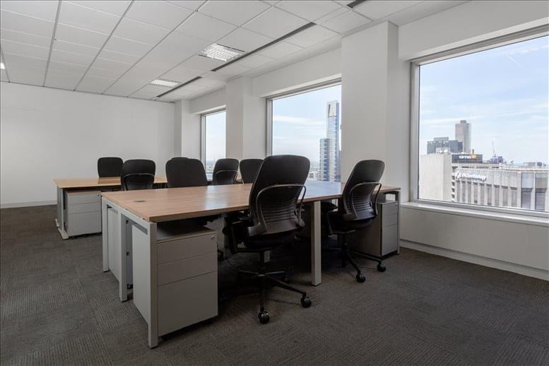This is a photo of the office space available to rent on 385 Bourke Street, Level 39