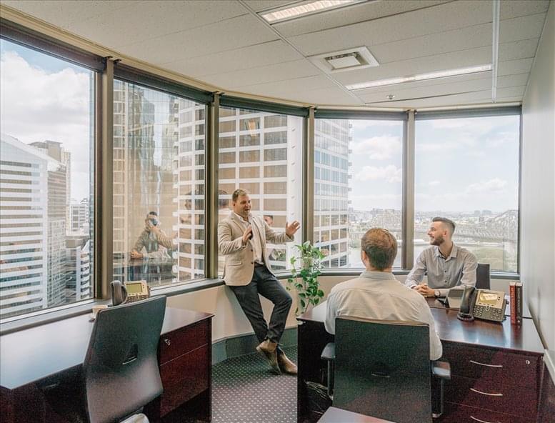 Santos Place, 32 Turbot St, Level 27 Office Space - Brisbane
