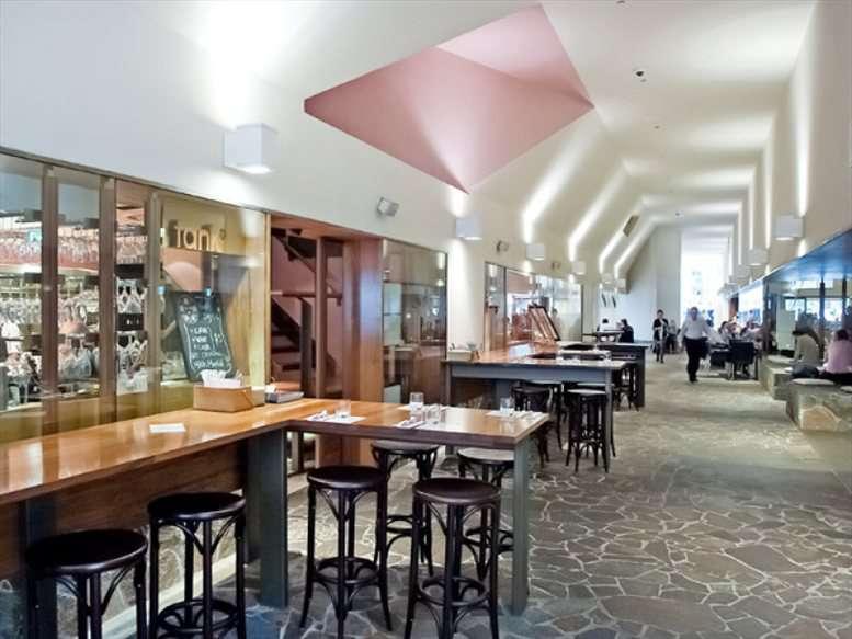 Office for Rent on Santos Place, 32 Turbot St, Level 27 Brisbane