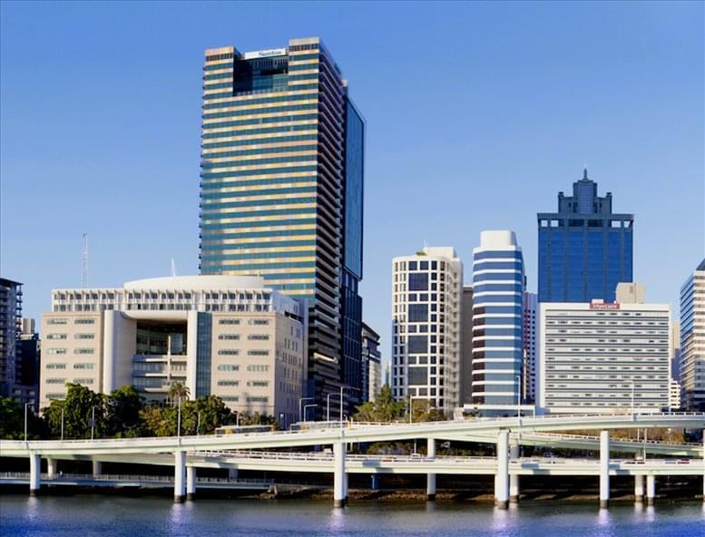 Photo of Office Space on Level 27, Santos Place, 32 Turbot St Brisbane