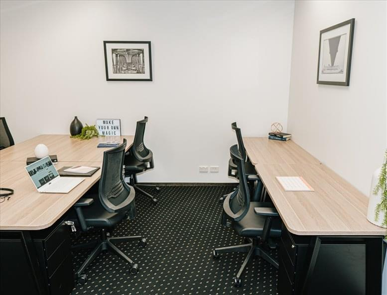 Santos Place, 32 Turbot St, Level 27, North Quarter Office for Rent in Brisbane