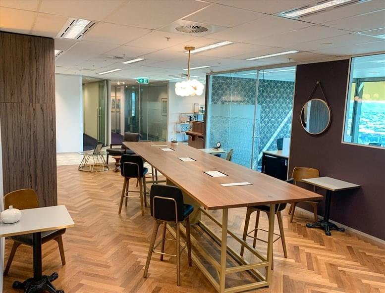 Photo of Office Space available to rent on Santos Place, 32 Turbot St, Level 27, Brisbane