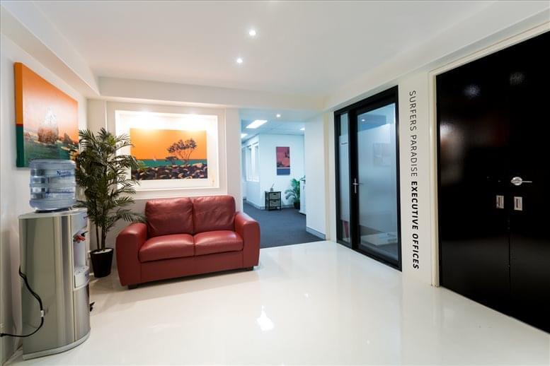 Serviced Office Space @ 46 Cavill Ave, Gold Coast