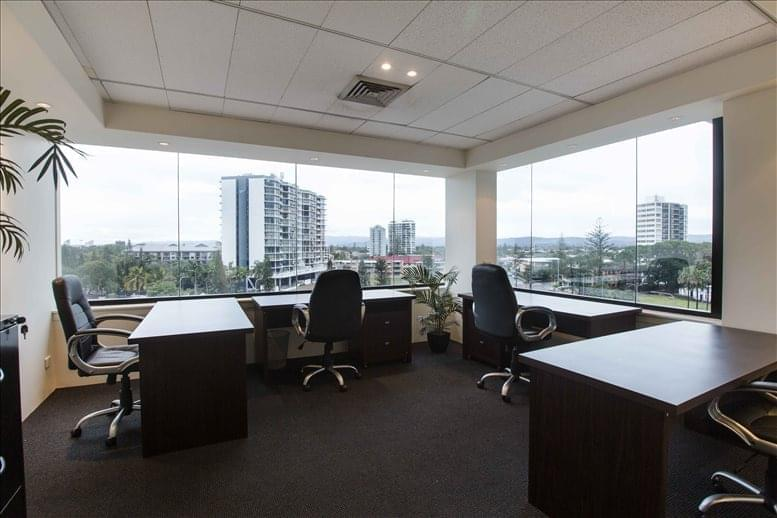 46 Cavill Ave, Level 5 Office for Rent in Surfers Paradise