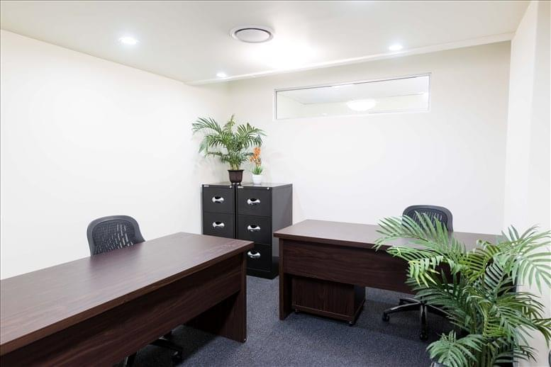 This is a photo of the office space available to rent on Caville Park, 46 Cavill Ave, Level 5