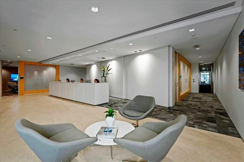 Serviced Office Space @ 108 St Georges Terrace, Perth