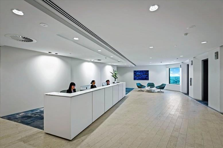 Photo of Office Space on 108 St Georges Terrace, Level 25 Perth
