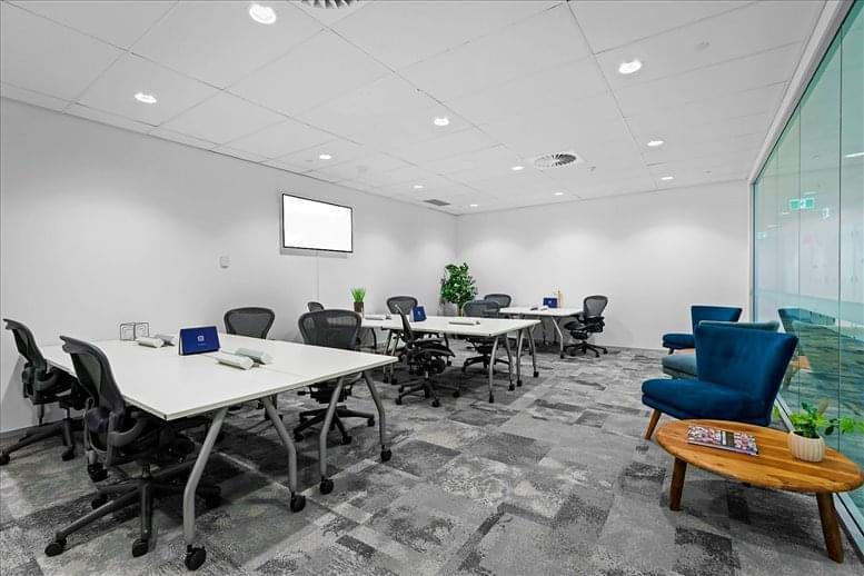 This is a photo of the office space available to rent on Level 25, 108 St Georges Terrace