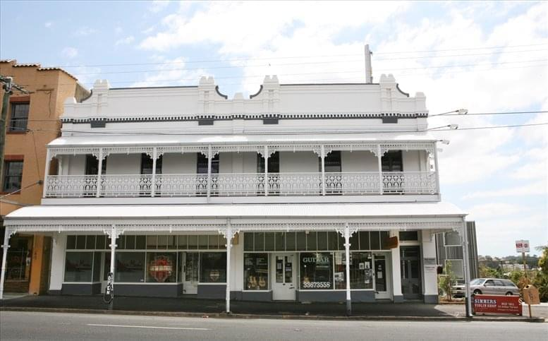 99 Musgrave Road, Red Hill Office Space - Brisbane
