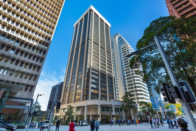 197 St Georges Terrace, Level 14 Office Space - Perth