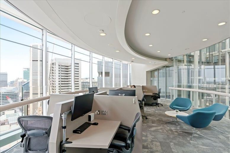Level 26, 1 Bligh St Office Space - Sydney
