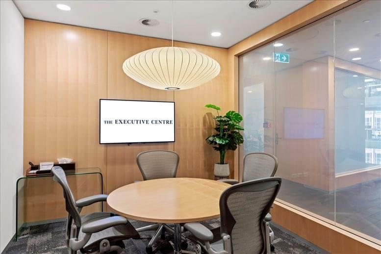 This is a photo of the office space available to rent on The Executive Centre @ 1 Bligh Street, Level 26