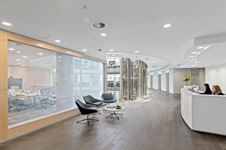 Photo of Office Space on The Executive Centre @ 1 Bligh Street, Level 26 Sydney