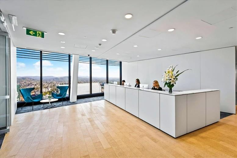 Photo of Office Space on 111 Eagle St, Level 54, Golden Triangle Brisbane