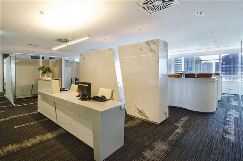 Office for Rent on Central Plaza, 345 Queen Street, Level 21, Golden Triangle Brisbane