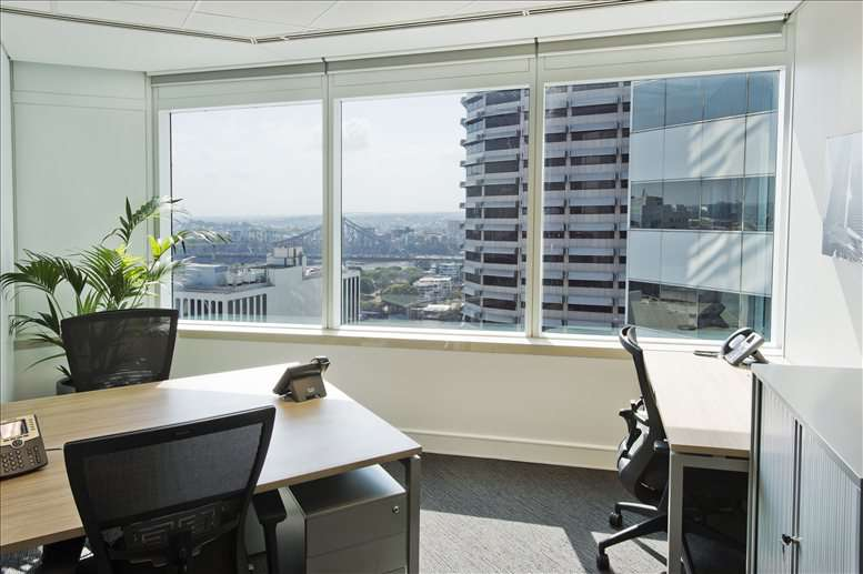 Photo of Office Space available to rent on Central Plaza, 345 Queen Street, Level 21, Golden Triangle, Brisbane