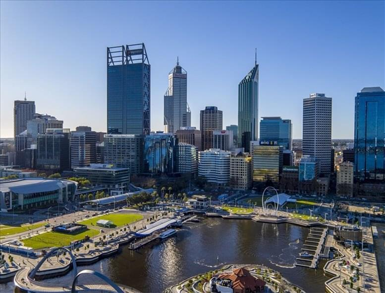 Brookfield Place, 125 St Georges Terrace, Level 11 Office for Rent in Perth