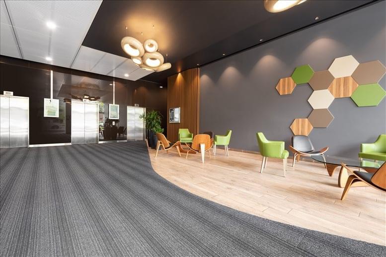 Office for Rent on 7 Eden Park Drive, Level 5, Macquarie Park, North Ryde Sydney