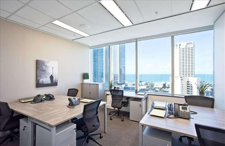 Photo of Office Space available to rent on Level 13, 50 Cavill Avenue, Surfers Paradise, Gold Coast