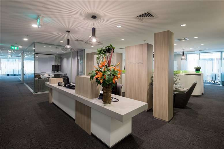 135 King St, Level 17 Office Space - Sydney