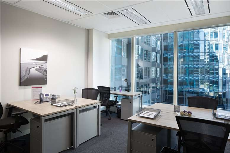 This is a photo of the office space available to rent on 135 King St, Level 17