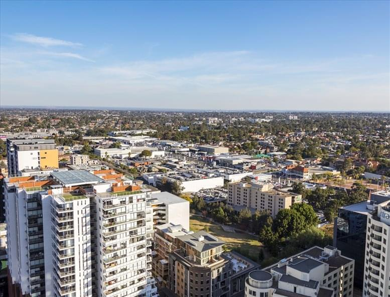 Eclipse Tower, 60 Station St Office Space - Parramatta