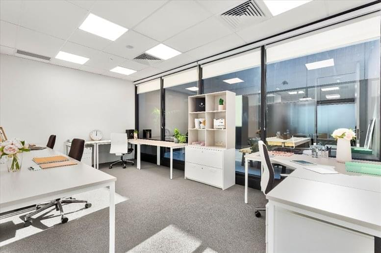Photo of Office Space on Level 3, 2 Brandon Park Dr, Wheelers Hill Melbourne
