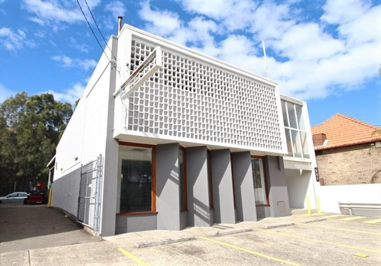 This is a photo of the office space available to rent on 647 Botany Road, Rosebery