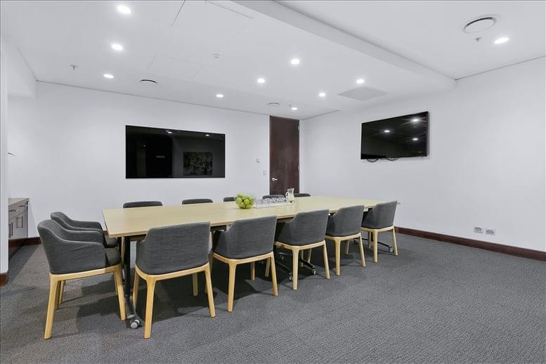 Picture of 239 George St, Level 10, CBD Office Space available in Brisbane
