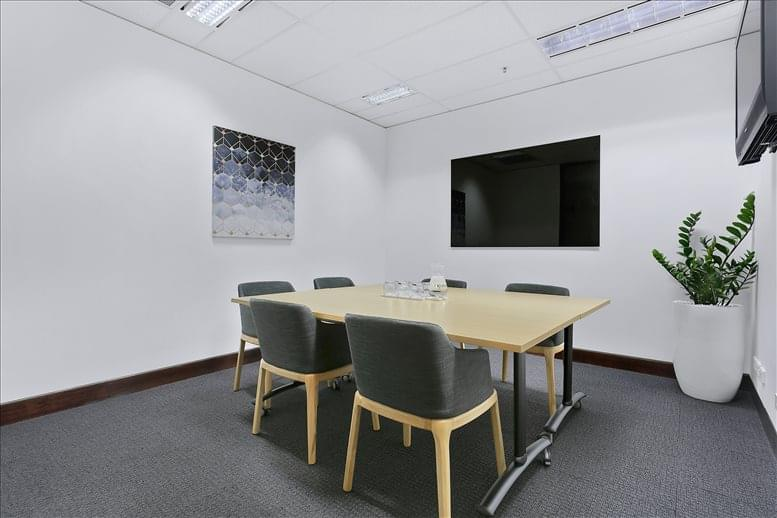 Photo of Office Space available to rent on 239 George Street, Level 10, Brisbane