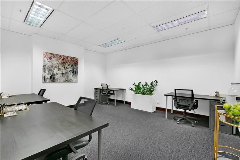 This is a photo of the office space available to rent on 239 George St, Level 10, CBD