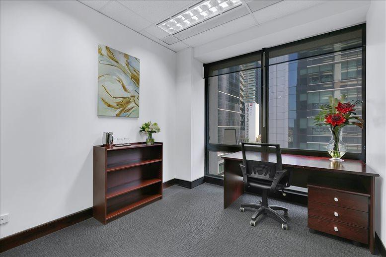 239 George St, Level 10 Office Space - Brisbane