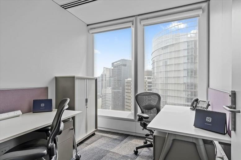 This is a photo of the office space available to rent on Aurora Place, 88 Phillip St, Level 25