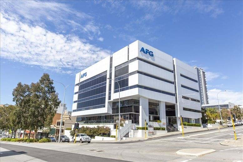 100 Havelock St Office Space - Perth
