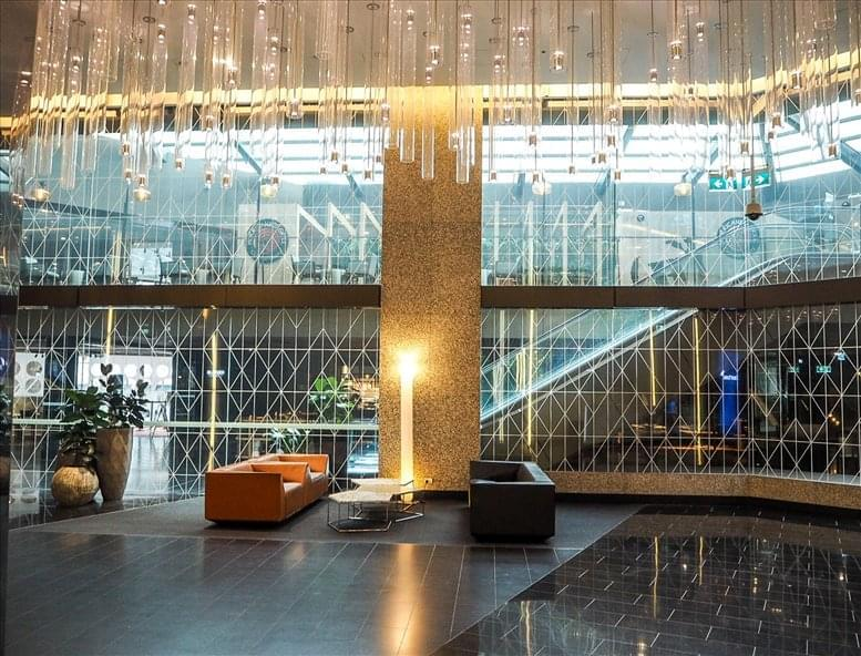 Gateway, 1 Macquarie Place, Level 36, Circular Quay Office Space - Sydney