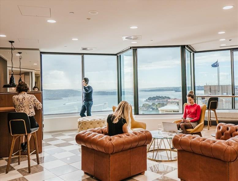 Gateway, 1 Macquarie Place, Level 36, Circular Quay Office for Rent in Sydney