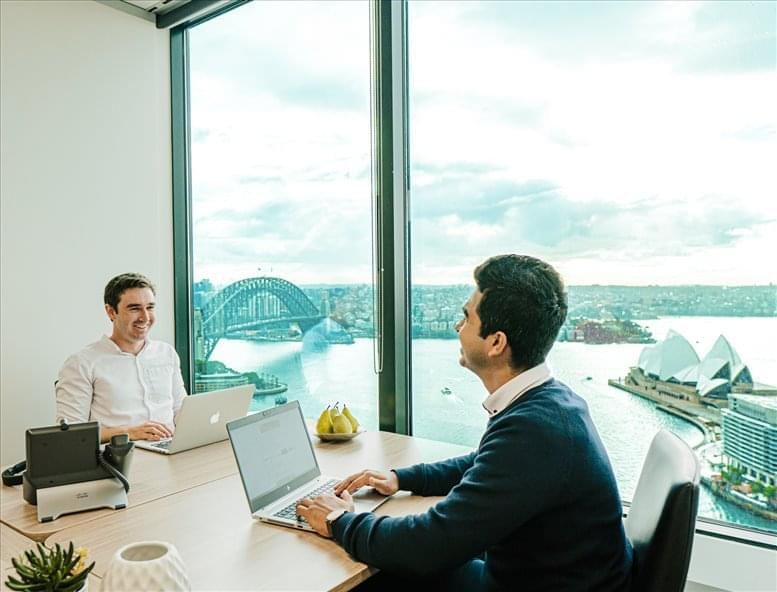 Gateway, 1 Macquarie Place, Level 36, Circular Quay Office images