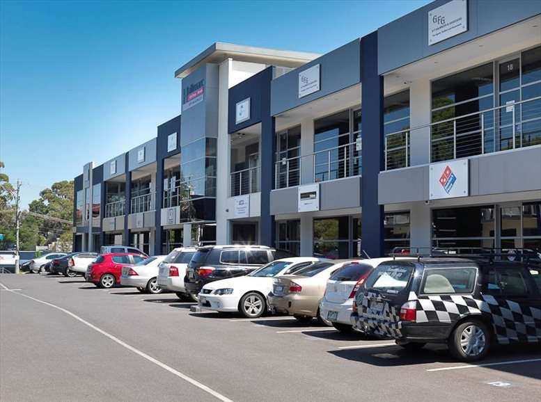 5 Ricketts Road Office Space - Mount Waverley