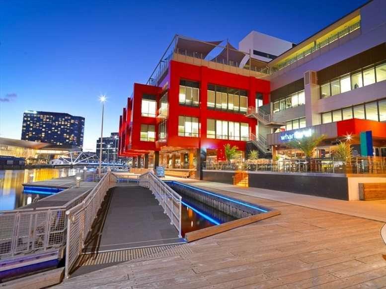 World Trade Centre, Tower 4, Levels 9 & 10, 611 Flinders St, Docklands Office for Rent in Melbourne