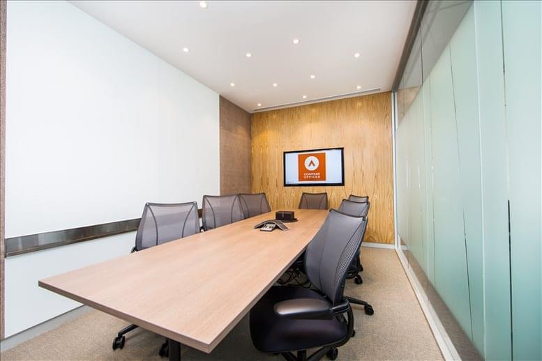 This is a photo of the office space available to rent on World Trade Centre, Tower 4, Levels 9 & 10, 611 Flinders St, Docklands