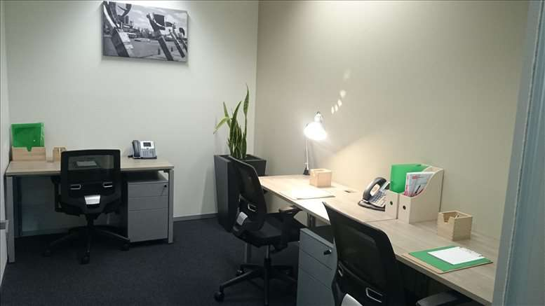 Photo of Office Space on Collins Square, The Lantern Building, 707 Collins St, Docklands Melbourne