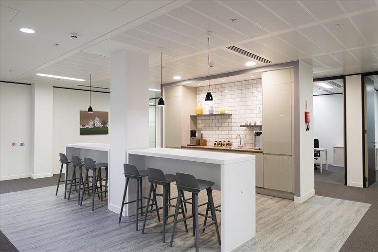 Office for Rent on Collins Square, The Lantern Building, 707 Collins St, Docklands Melbourne