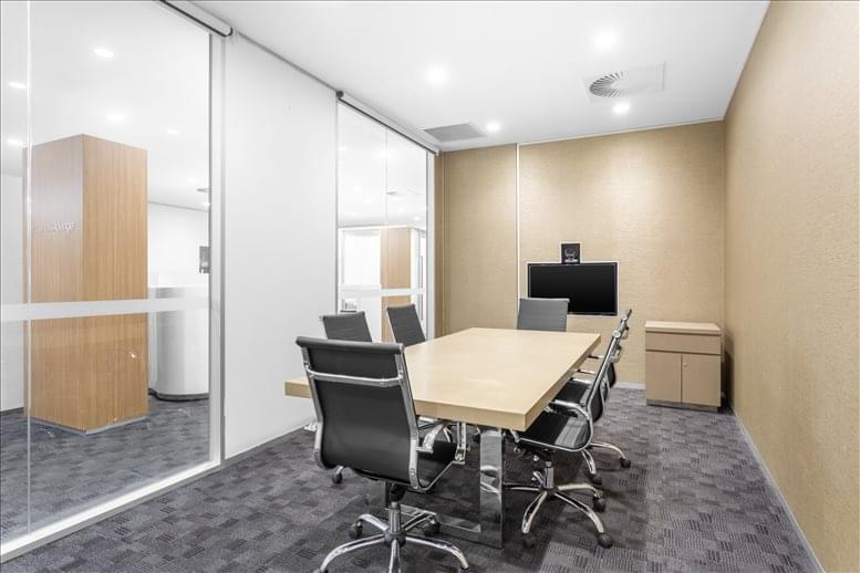 Level 14, 380 St Kilda Rd Office Space - Melbourne