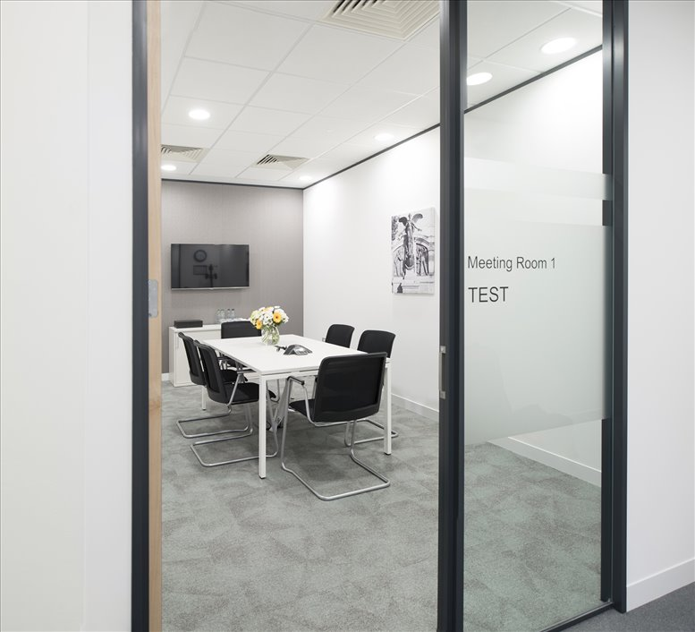 Photo of Office Space on 1 Market St, Level 32 Sydney